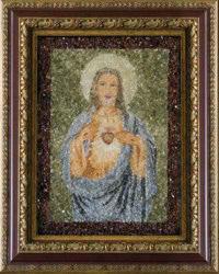 Купить картину из драгоценных камней